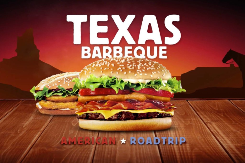 Burger King: American Roadtrip