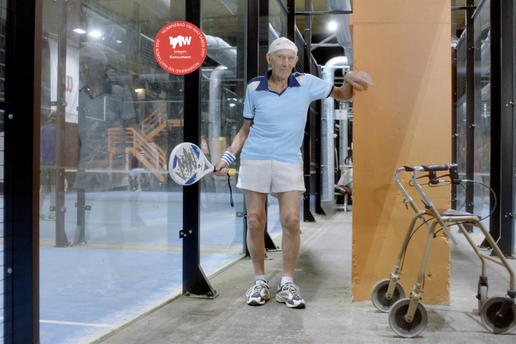 Nordea : Sven Almost 100 Campaign