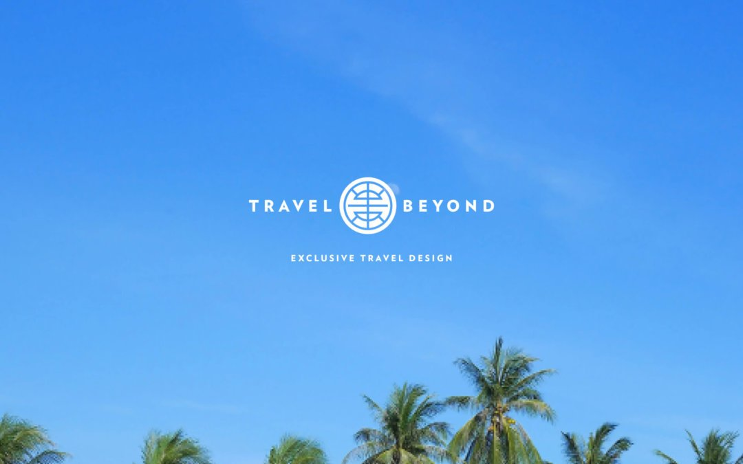 Travel Beyond : Rebranding