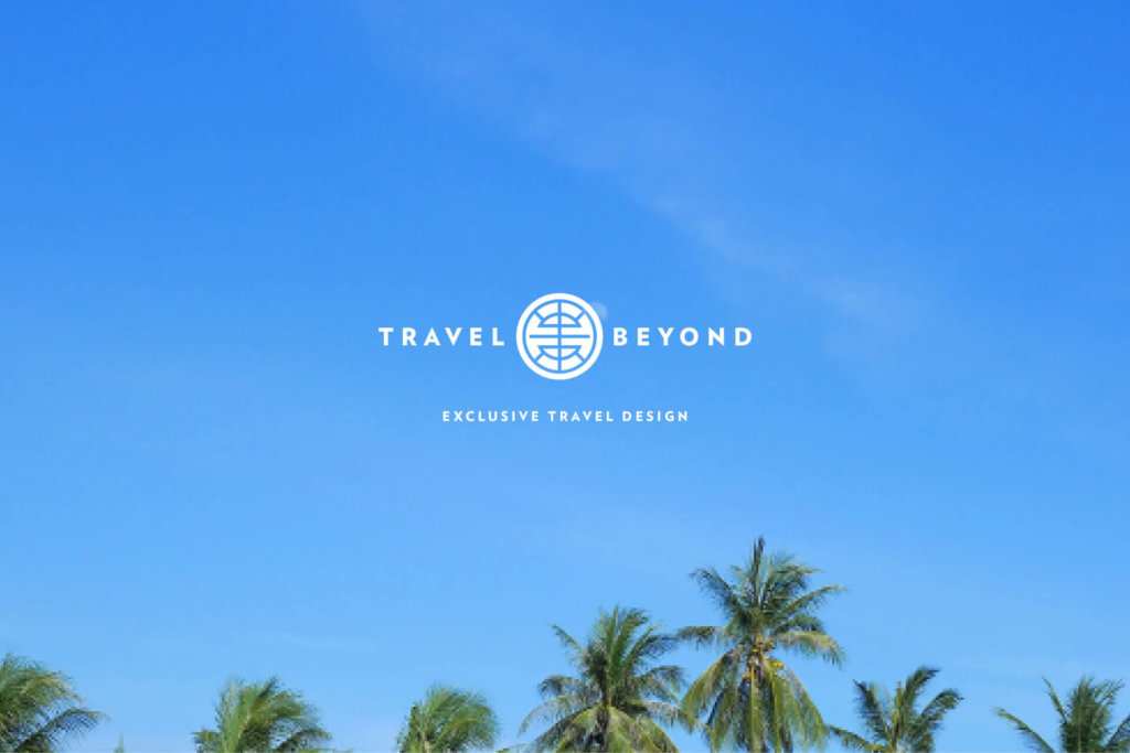 Travel Beyond : Rebranding