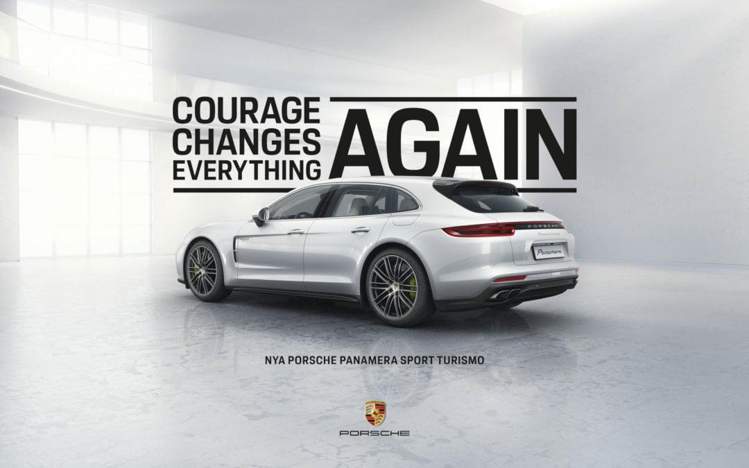 Porsche : Panamera Sport Turismo Launch