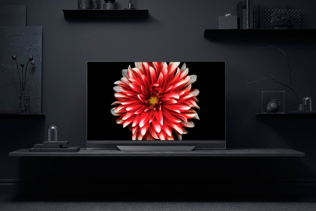LG NORDICS : LAUNCH OF NEW LG OLED TV