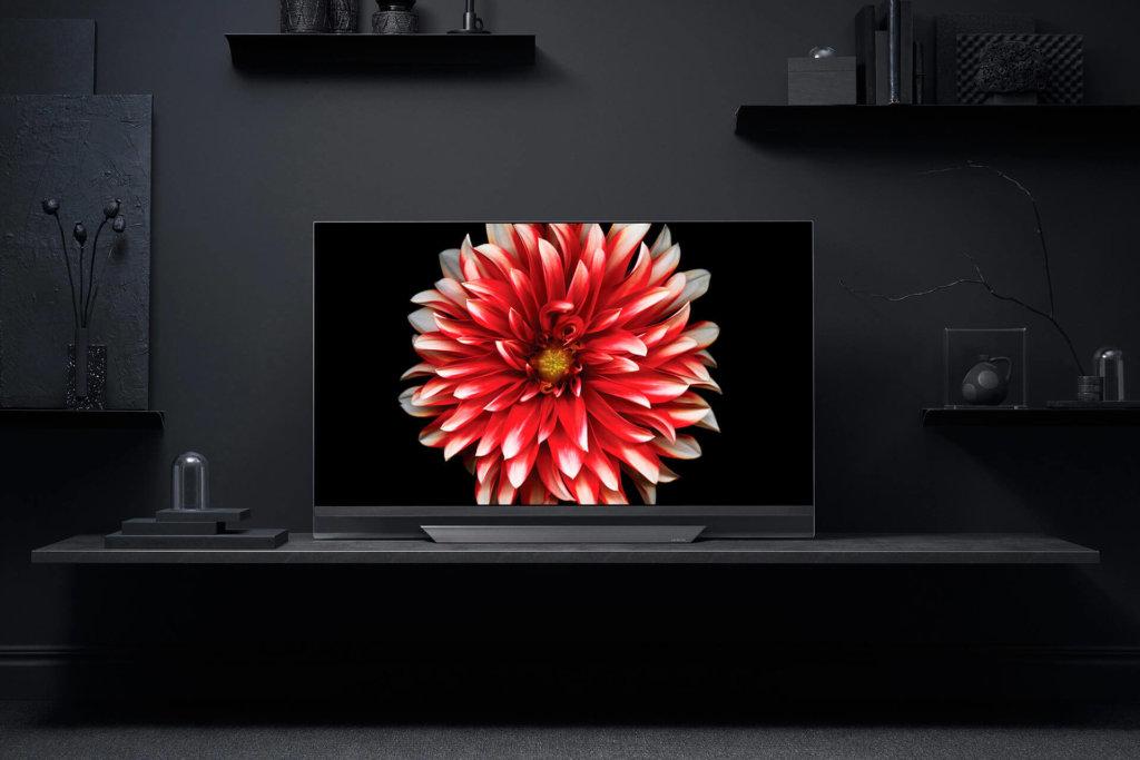 LG NORDICS : LAUNCH OF NEW LG OLED TV