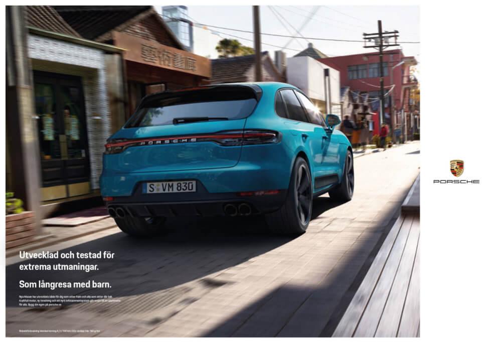 Porsche Macan Annons 2